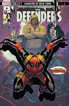 Defenders (2017-2018) #6