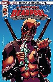 Despicable Deadpool (2017-) #287