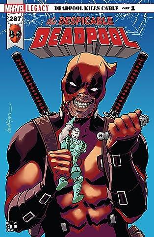 Despicable Deadpool (2017-2018) #287
