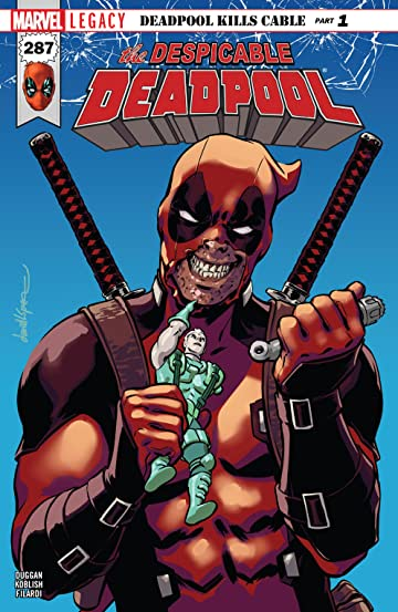 Despicable Deadpool (2017-2018) #287