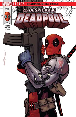 Despicable Deadpool (2017-2018) No.288