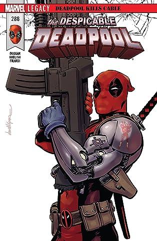 Despicable Deadpool (2017-2018) #288