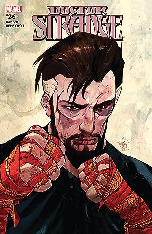 Doctor Strange (2015-2018) #26