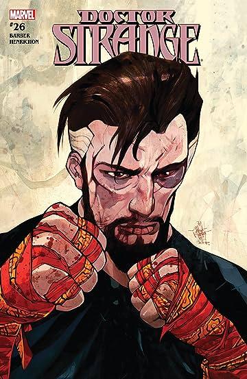 Doctor Strange (2015-) No.26