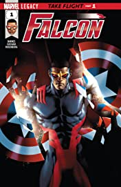 Falcon (2017-) #1