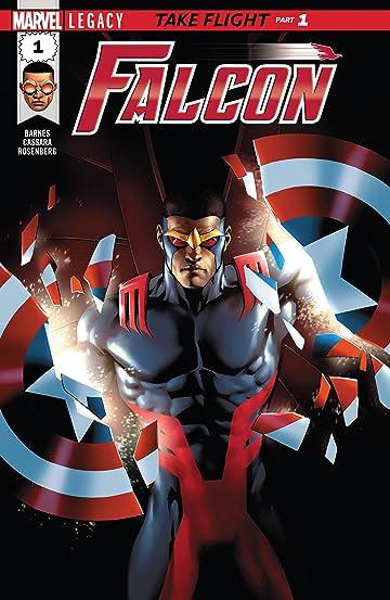 Falcon (2017-) No.1