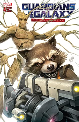 Guardians of the Galaxy: Telltale Games (2017) #4 (of 5)