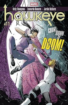 Hawkeye (2016-2018) #11