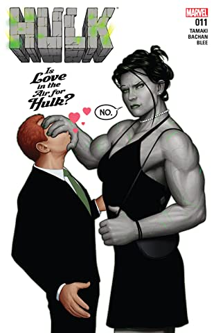 Hulk (2016-) #11