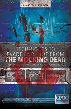The Mocking Dead #4 (of 5): Digital Exclusive Edition