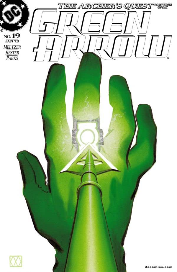 Green Arrow (2001-2007) #19