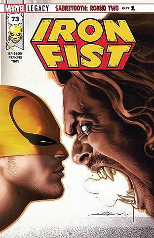 Iron Fist (2017-2018) #73