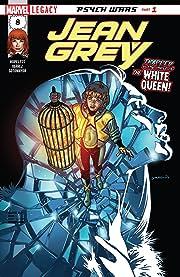 Jean Grey (2017-2018) #8