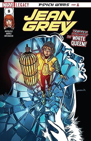 Jean Grey (2017-) #8