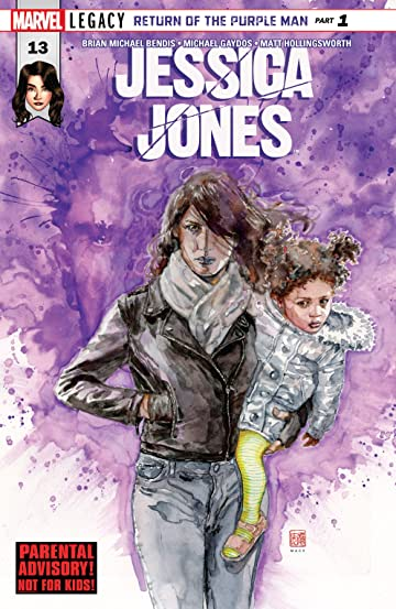 marvel comics jessica jones