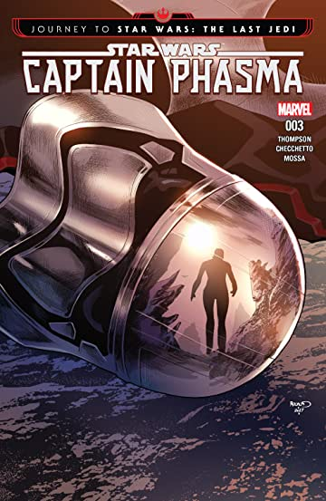 Journey to Star Wars: The Last Jedi - Captain Phasma (2017) #3 (of 4)