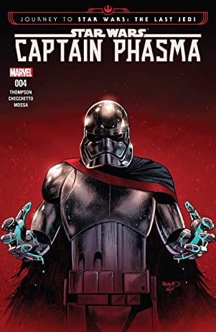 Journey to Star Wars: The Last Jedi - Captain Phasma (2017) #4 (of 4)