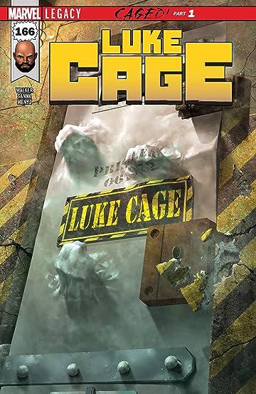 Luke Cage (2017-) #166