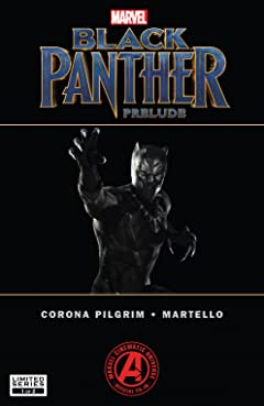 Marvel's Black Panther Prelude (2017) No.1 (sur 2)