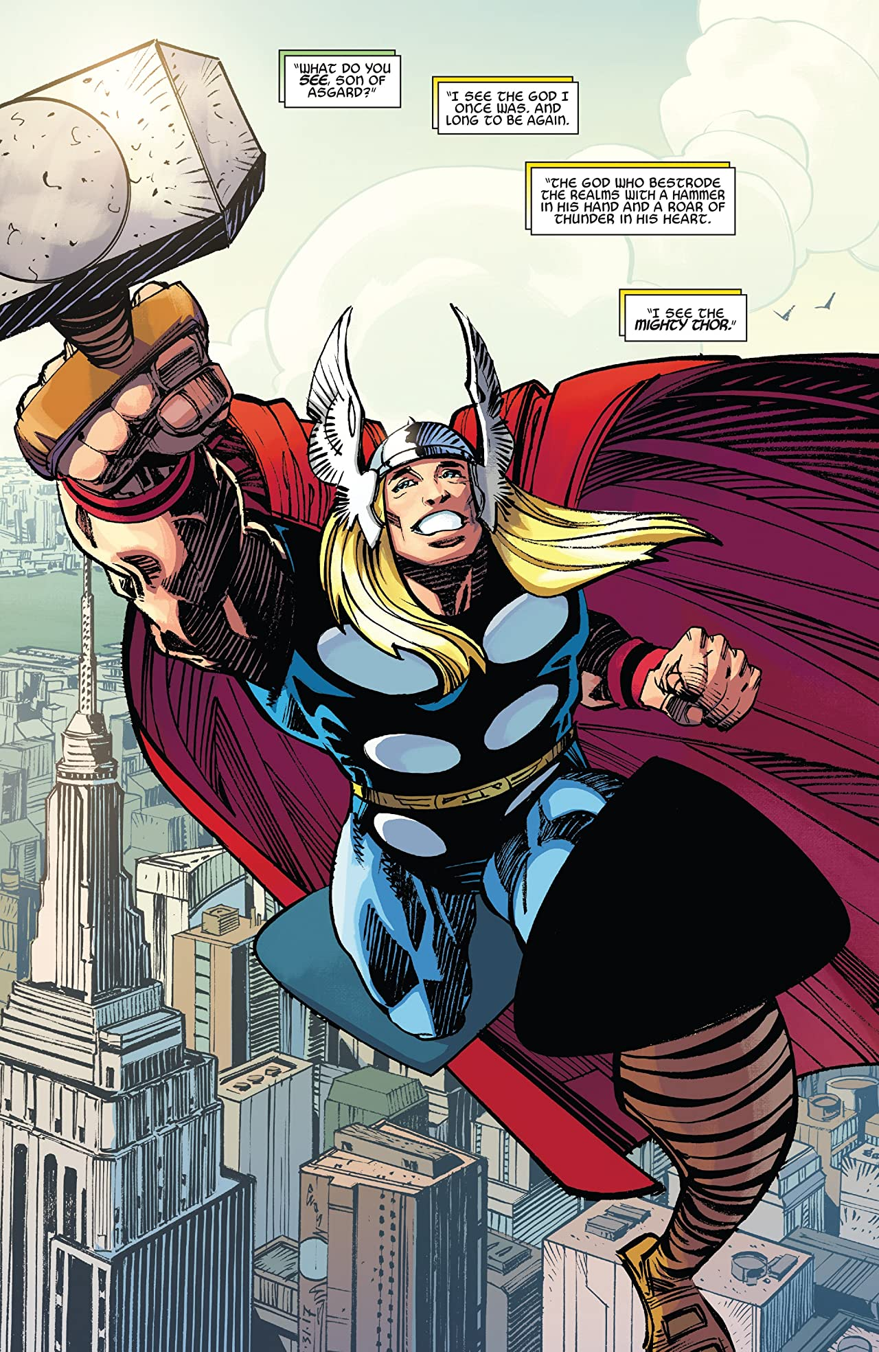 The Mighty Thor (2015-) #700