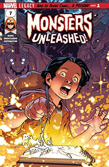 Monsters Unleashed (2017-) No.7