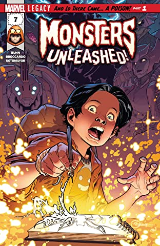 Monsters Unleashed (2017-) #7
