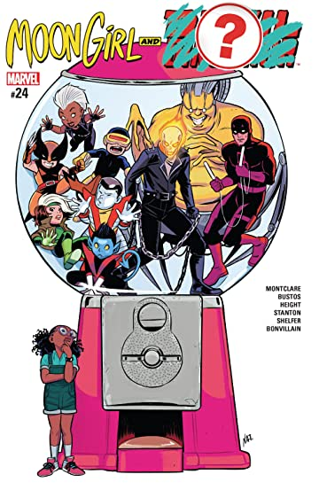 Moon Girl and Devil Dinosaur (2015-) #24