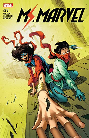 Ms. Marvel (2015-) No.23