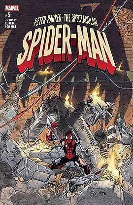 Peter Parker: The Spectacular Spider-Man (2017-2018) #5