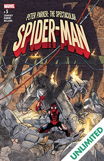 Peter Parker: The Spectacular Spider-Man (2017-) #5