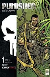 Punisher: The Platoon (2017-2018) #1 (of 6)