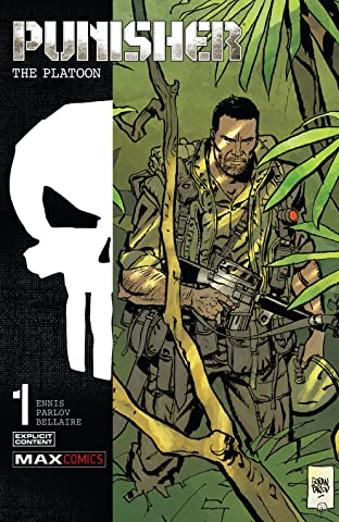 Punisher MAX: The Platoon (2017) #1 (of 6)