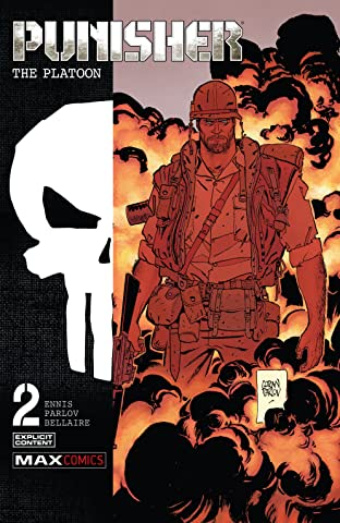 Punisher: The Platoon (2017-2018) #2 (of 6)