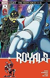 Royals (2017) #9