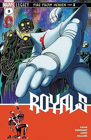 Royals (2017-) #9