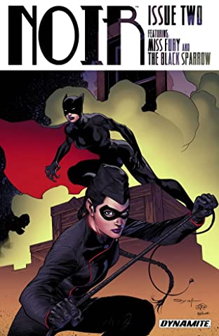 Noir #2 (of 5): Digital Exclusive Edition