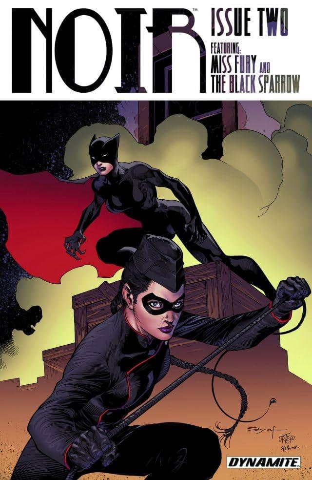 Noir #2 (of 5): Digital Exclusive Edition