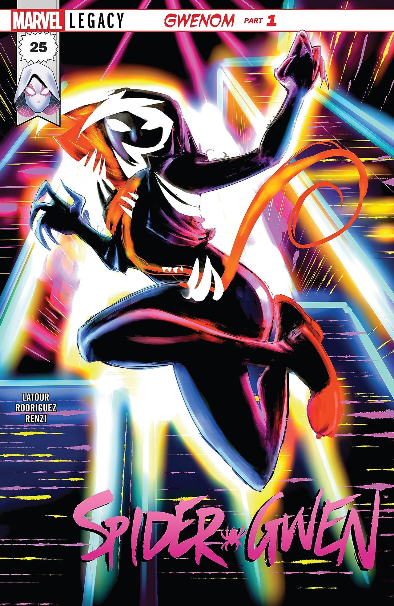 Spider-Gwen (2015-2018) #25