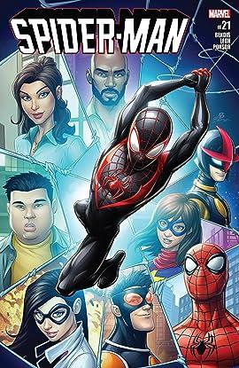 Spider-Man (2016-2018) #21