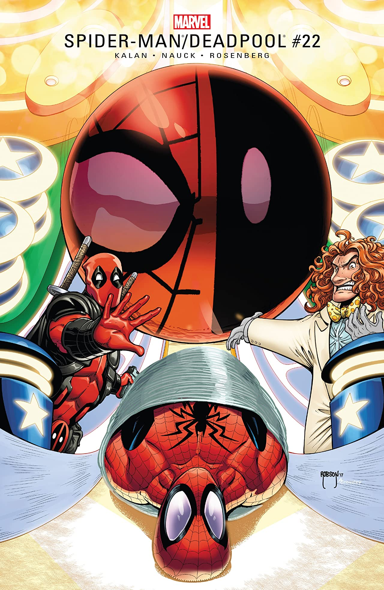 Beautiful Spider Man/Deadpool (2016 ) #22 ...