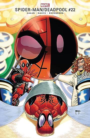 Spider-Man/Deadpool (2016-) #22