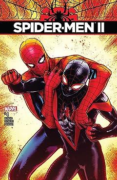 Spider-Men II (2017) No.4 (sur 5)