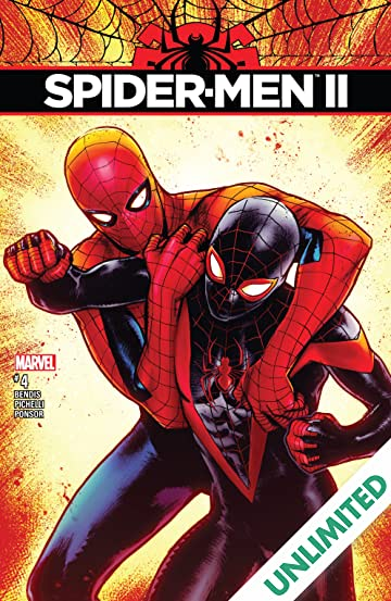 Spider-Men II (2017) #4 (of 5)