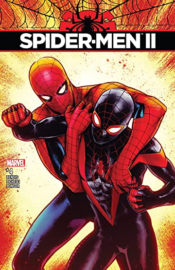 Spider-Men II (2017) No.4 (sur 5)