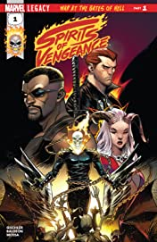 Spirits of Vengeance (2017-) #1