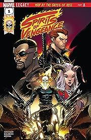 Spirits of Vengeance (2017-2018) #1