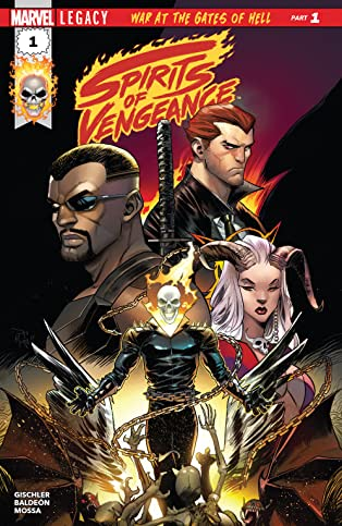 Spirits of Vengeance (2017-2018) #1