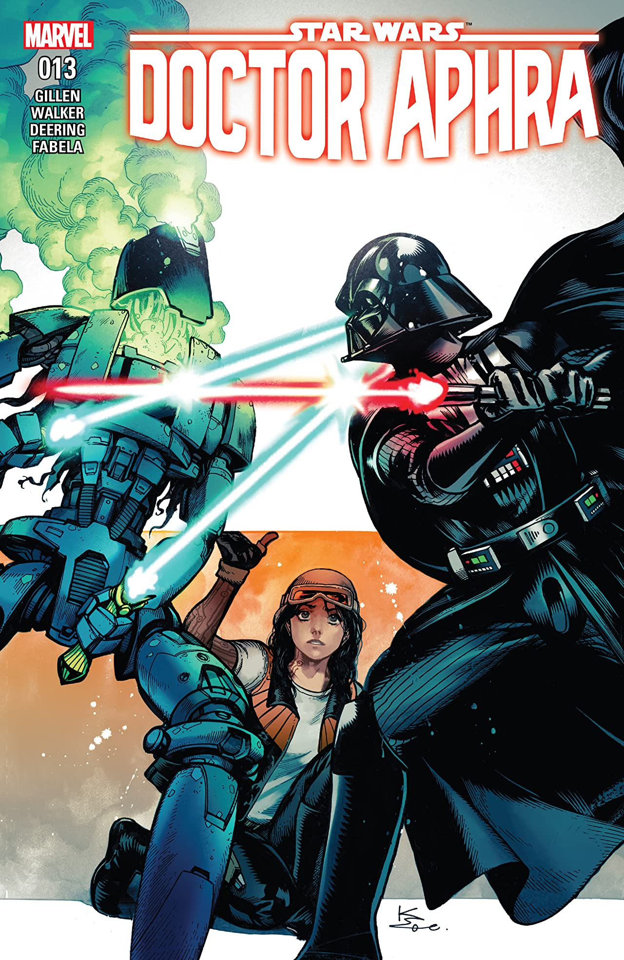 Star Wars: Doctor Aphra (2016-) #13
