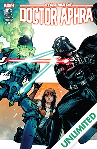 Star Wars: Doctor Aphra (2016-2019) #13