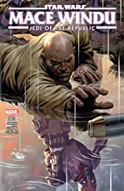 Star Wars: Jedi of the Republic - Mace Windu (2017) #3 (of 5)